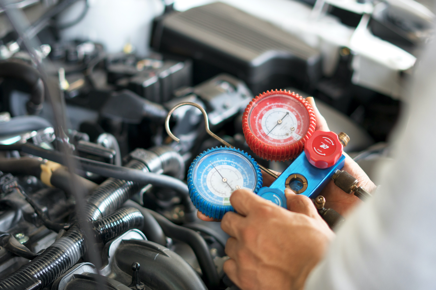 Now's the Time to Have Your Car's A/C Inspected!